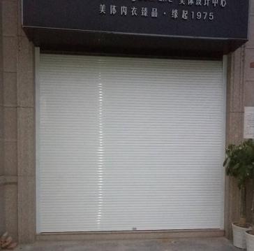 张家港玻璃感应门