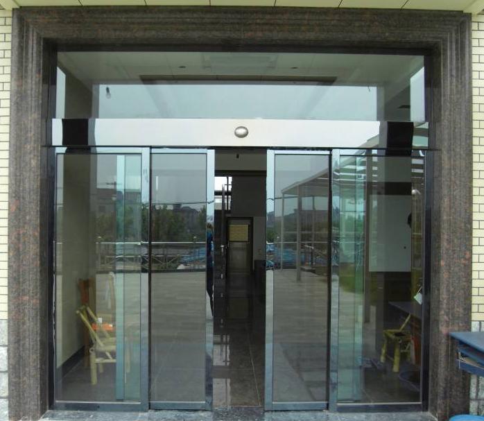 张家港玻璃门安装
